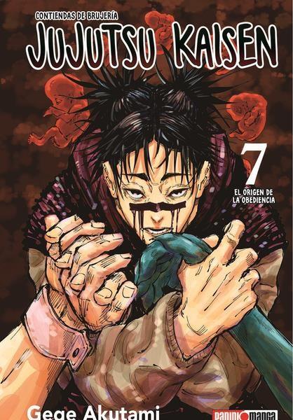 Manga Jujutsu Kaisen 07