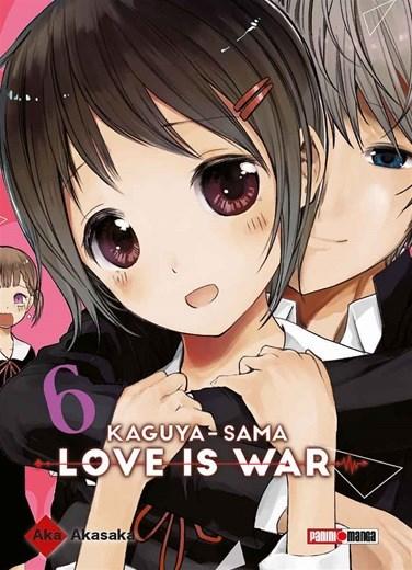 Manga Kaguya-Sama Love Is War 06