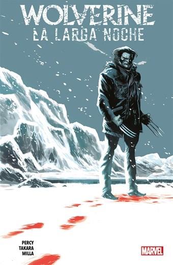 Comic Wolverine La Larga Noche
