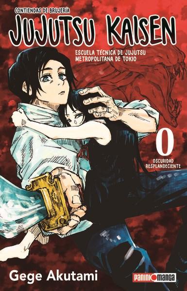 Manga Jujutsu Kaisen 00