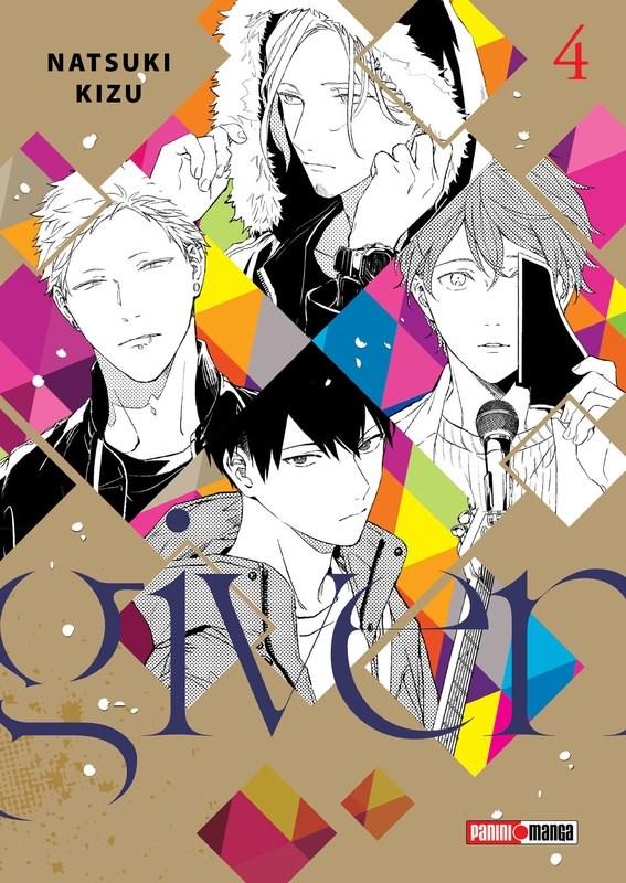 Manga Given 04