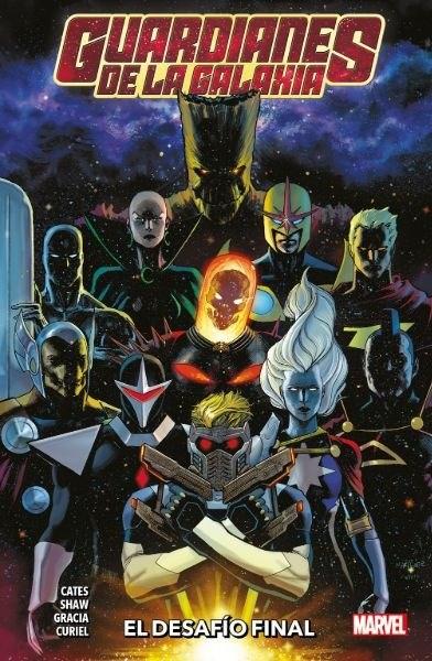 Comic Guardianes De La Galaxia 01 El Desafio Final