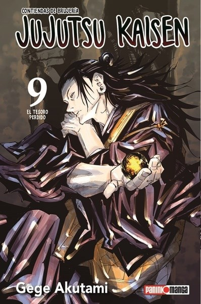 Manga Jujutsu Kaisen 09