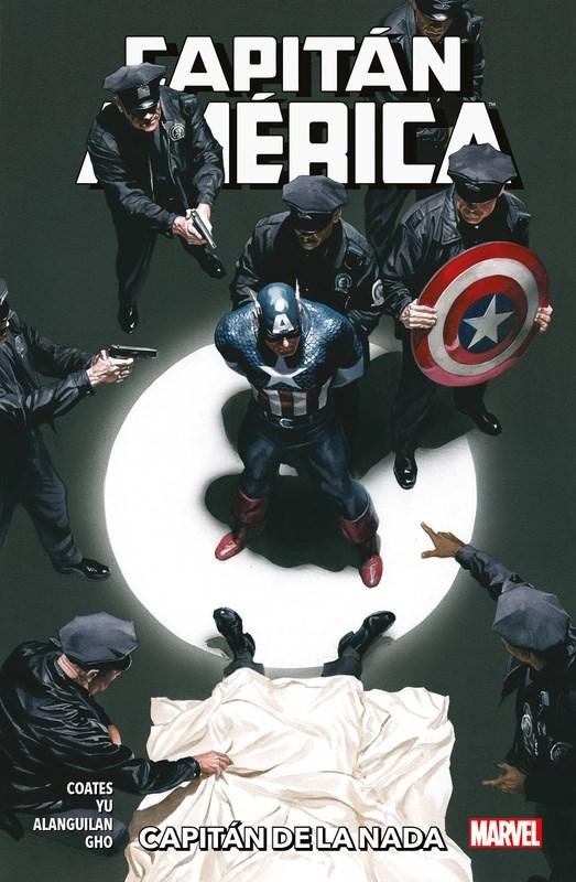 Comic Capitan America 02 Capitan De La Nada