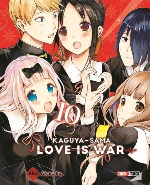 Manga Kaguya-Sama Love Is War 10