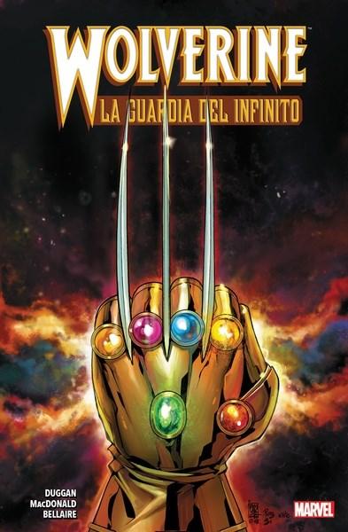 Comic Wolverine La Guardia Del Infinito