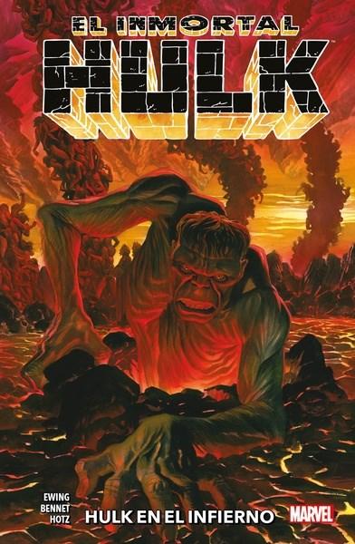 Comic El Inmortal Hulk 03 Hulk En El Infierno