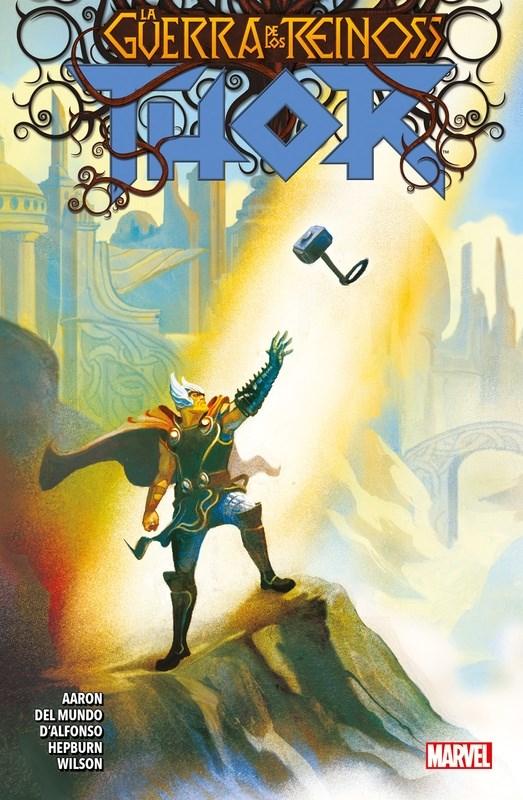 Comic Thor 03 La Guerra De Los Reinos