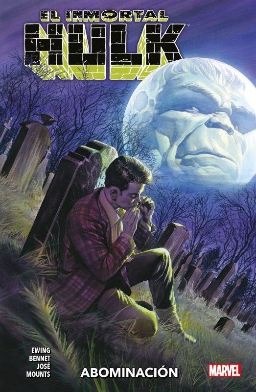 Comic El Inmortal Hulk 04 Abominacion