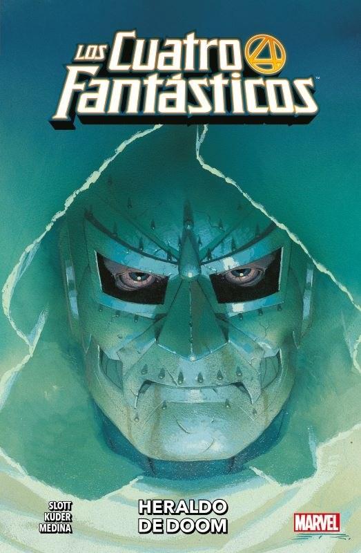 Comic Los Cuatro Fantasticos 03 Heraldo De Doom