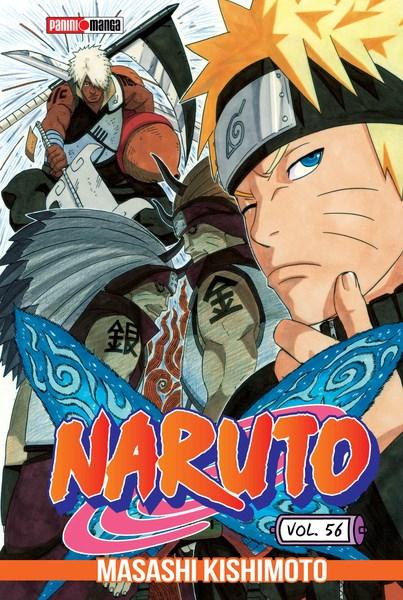 Manga Naruto 56