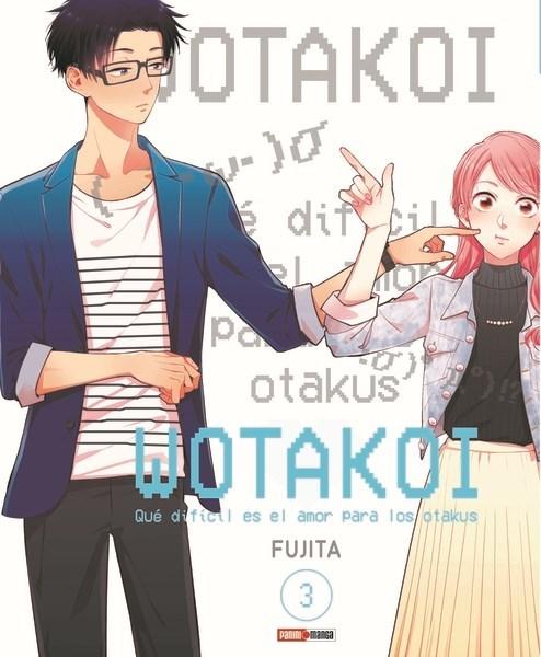 Manga Wotakoi 03