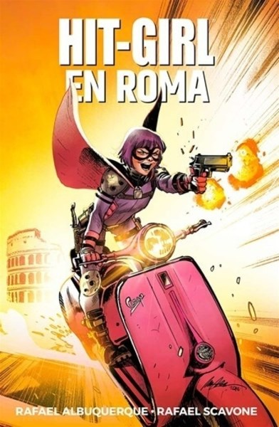 Comic Hit-Girl 03: Hit-Girl En Roma