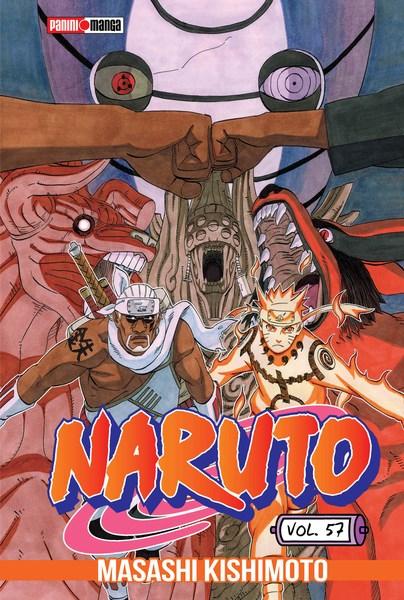 Manga Naruto 57