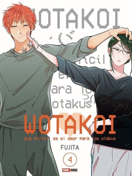 Manga Wotakoi 04