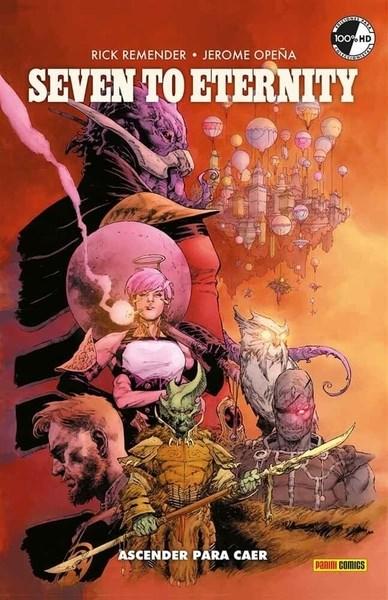 Comic Seven To Eternity 03
