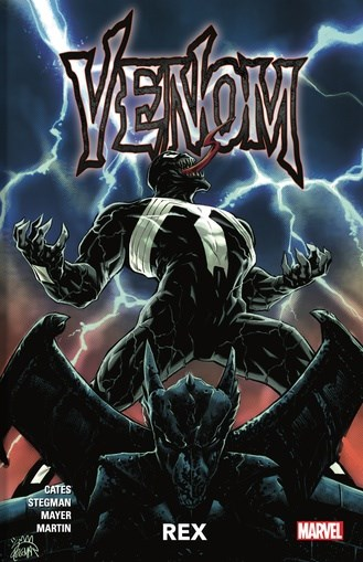 Comic Venom 01: Rex