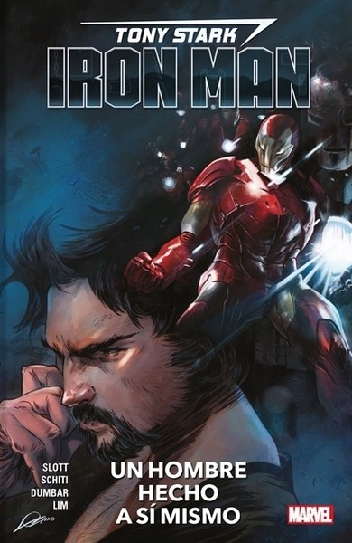 Comic Tony Stark Iron Man 01 Un Hombre Hecho A Sí Mismo