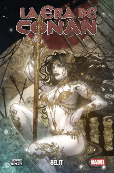 Comic La Era De Conan: Belit