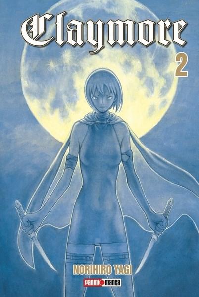 Manga Claymore 02