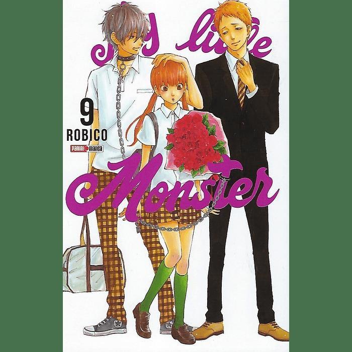 Manga My Little Monster 09