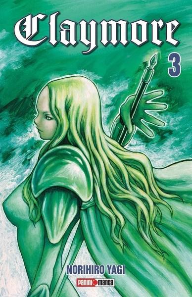 Manga Claymore 03