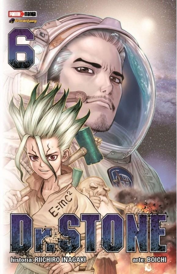 Manga Dr Stone 06