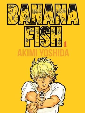 Manga Banana Fish 01