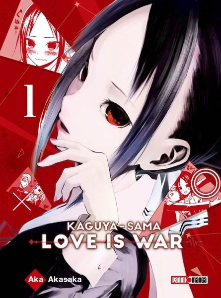 Manga Kaguya-Sama: Love Is War 01