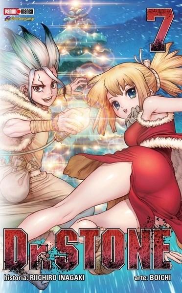 Manga Dr Stone 07