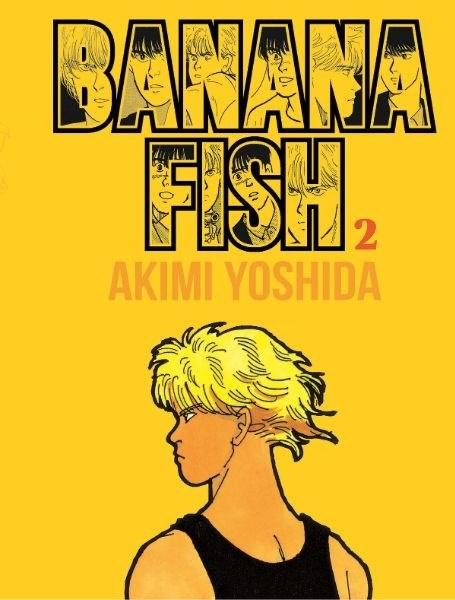 Manga Banana Fish 02