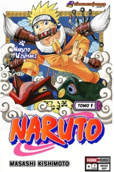 Manga Naruto 01
