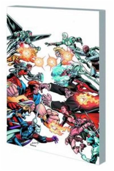 Comic Thunderbolts Tpb Like Lightning