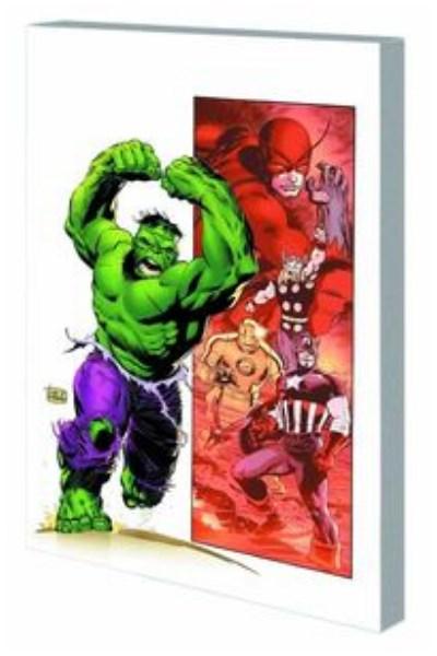 Comic Hulk Smash Avengers Tpb