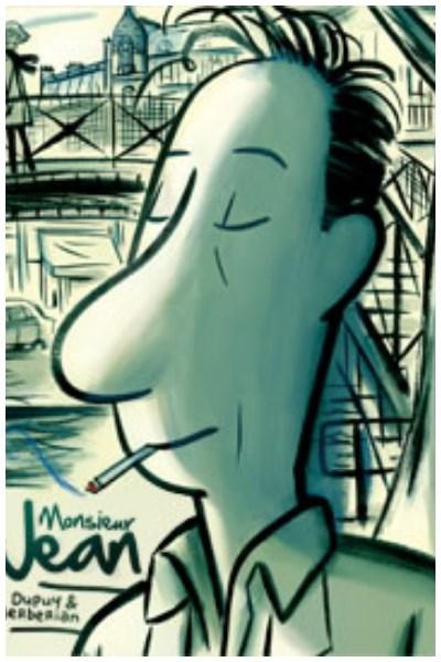 Comic Monsieur Jean Vol. 1
