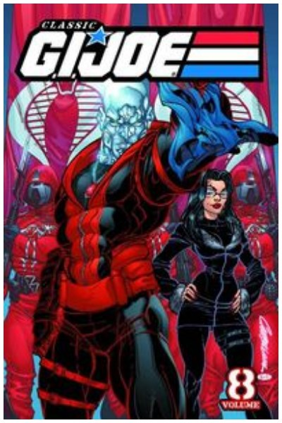 Comic Classic G.I. Joe Tpb Vol. 08