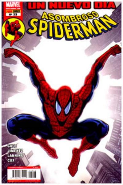 Comic Spiderman Vol. 7 Nº 023: Un Nuevo Día
