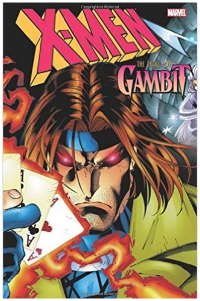Comic X-Men: The Trial Of Gambit Tpb