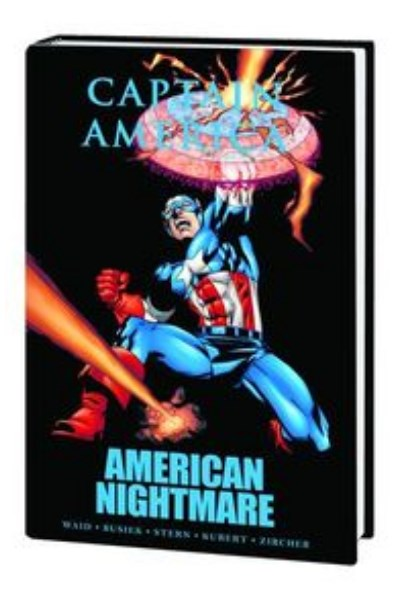 Comic Captain America American Nightmare Prem Hc