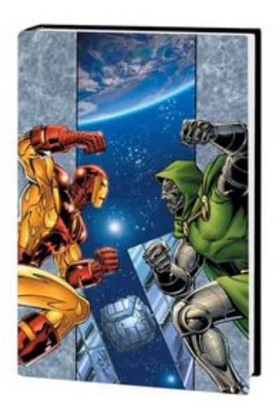 Comic Iron Man Prem Hc Legacy Of Doom