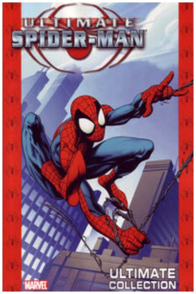 Comic Ultimate Spider-Man Ultimate Collection Tpb Vol 1