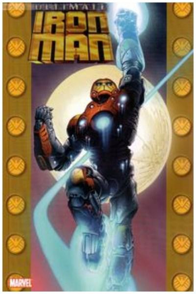 Comic Ultimate Iron Man Tpb Vol. 1