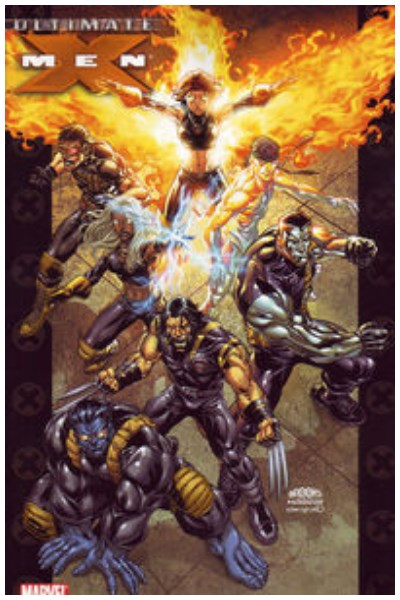 Comic Ultimate X-Men Tpb: Ultimate Collection Vol. 2