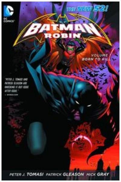 Comic Batman & Robin Tpb Vol. 01 Born To Kill