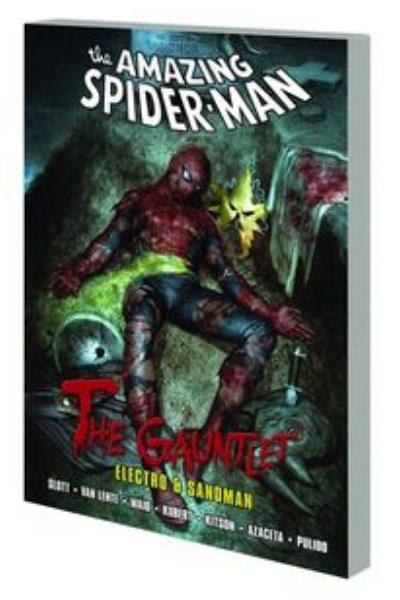 Comic Spider-Man Gauntlet Tpb Vol. 01 Electro & Sandman