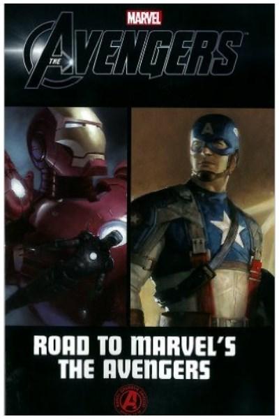 Comic Avengers: Road To Marvel'S The Avengers Tpb
