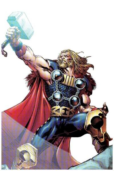 Comic Thor (Dan Jurgens) Completo 11 Tpbs (Ingles)
