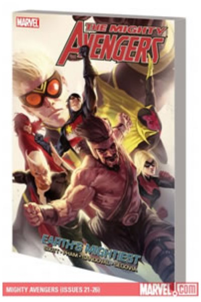 Comic Mighty Avengers: Earths Mightiest Tpb