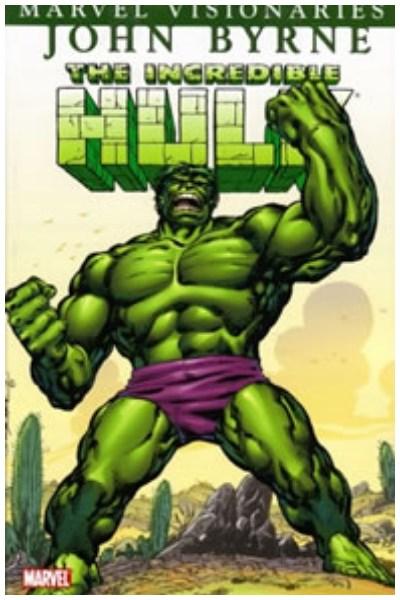 Comic Hulk Visionaries: John Byrne Vol. 1