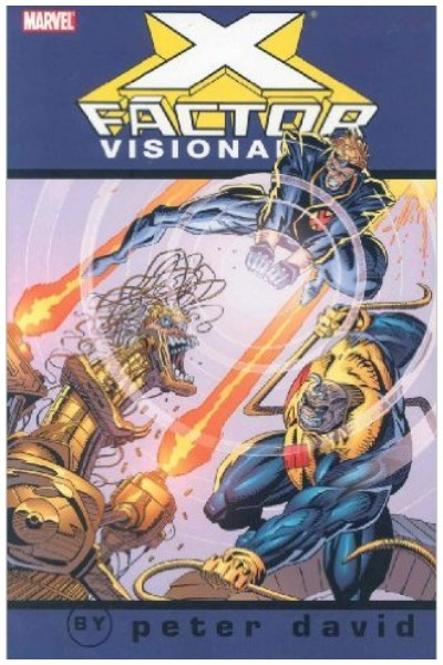Comic X-Factor Visionaries: Peter David Vol. 3 Tpb